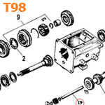 Transmission Parts for Jeep :: ShopJeepParts.com