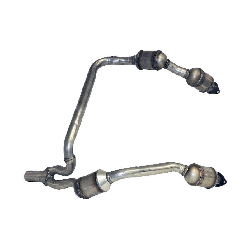 2007-2009 Wrangler JK 3.8L Front Exhaust Pipe