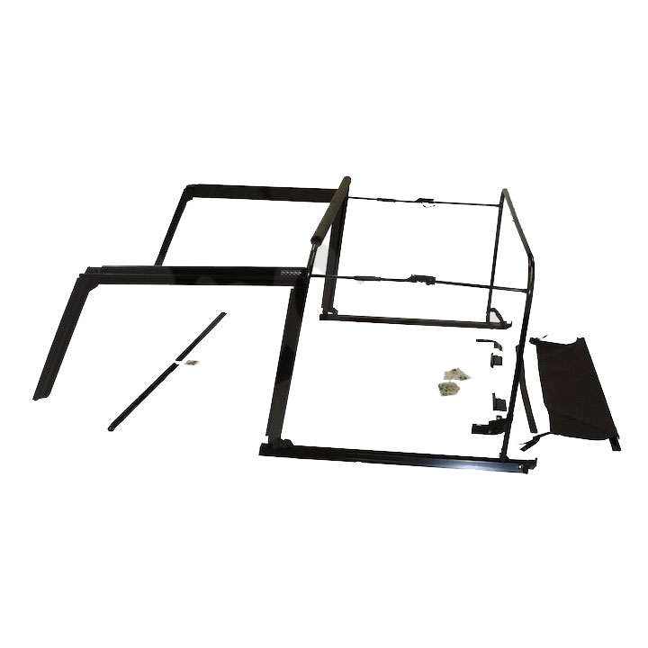 Wrangler YJ Soft Top Hardware Kit [HK8795YJ]