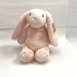 Animal Adventure Bella Bunny – Fuchsia Super Soft And Cuddly Plush 10 Inches