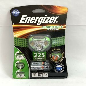 Energizer Vision HD Plus 250 Lumen LED Headlight headlamp – Green HDC32E