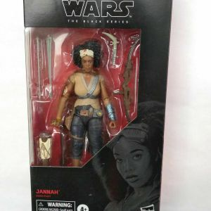 Star Wars The Black Series Jannah #98 by Hasbro