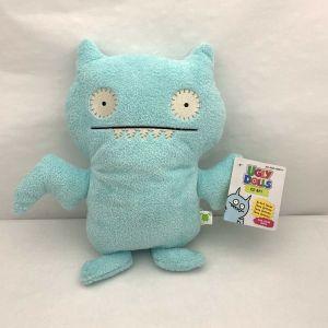 "13"" Light Blue Ice-Bat UglyDolls Plush Artist Series 2019 Hasbro Cute Pillow NEW"