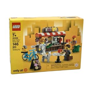 LEGO 40358 Bean There Donut That Coffee Food Cart Shop NEW!