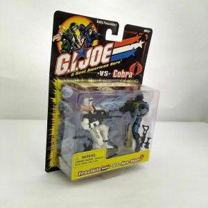 GI Joe Action Figure Sets 2002 Hasbro Frostbite and Neo-Viper