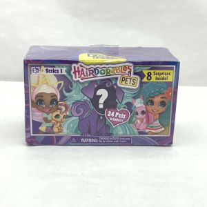 Hairdorables Collectible Pets – Series 1  8 surprises – New – unopened