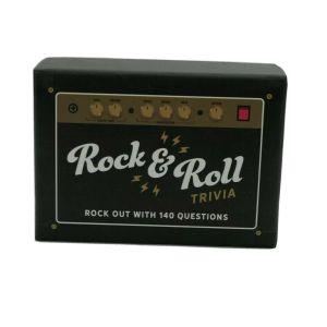 Ridleys Rock & Roll Trivia Card Game