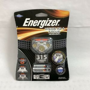 Energizer HDD32E Vision HD+ Focus 315 Lumens LED Headlamp