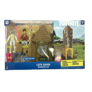 Fortnite Late Game Survival Kit  2 Action Figure Pack New