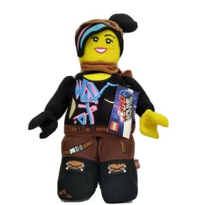 The LEGO Movie 2 Lucy – Wyldstyle 12-Inch Plush Stuffed Toy