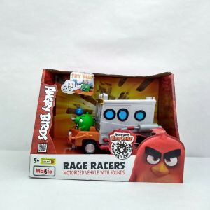 Angry Birds Rage Racers – Motorized vehicle with sounds