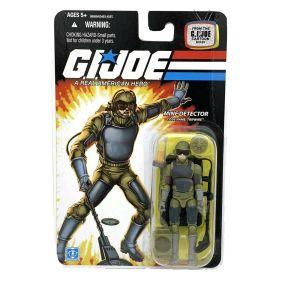 GI Joe 25th Anniversary Mine Detector – TRIPWIRE v5 Action Figure