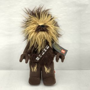 "LEGO Star Wars Chewbacca 14"" Plush Wookie stuffed animal"