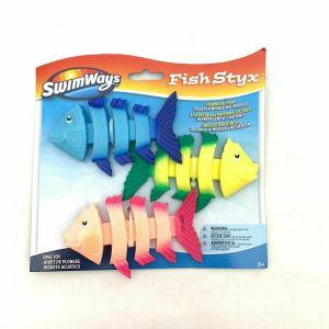 SwimWays Fish Styx Dive Toys 3 Pack – Pool Fun!
