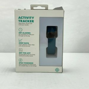 Activity Tracker Wristband, Calorie & distance Tracker