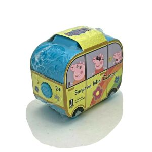 1 – PEPPA PIG BLIND BOX Surprise Mini Camper With Figure Inside 1D4
