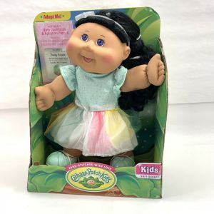 Cabbage Patch Kids Soft Sculpt Doll With Birth Certificate. Damaged Box
