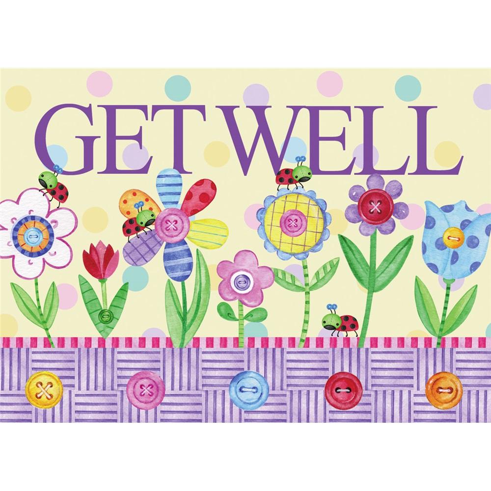 get well child scd17618