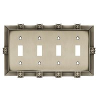 Liberty Hardware Shop: 64463 | Switchplates | Brushed ...