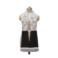 Black and White Patterned Kitchen Boa by Demdaco | Little ...