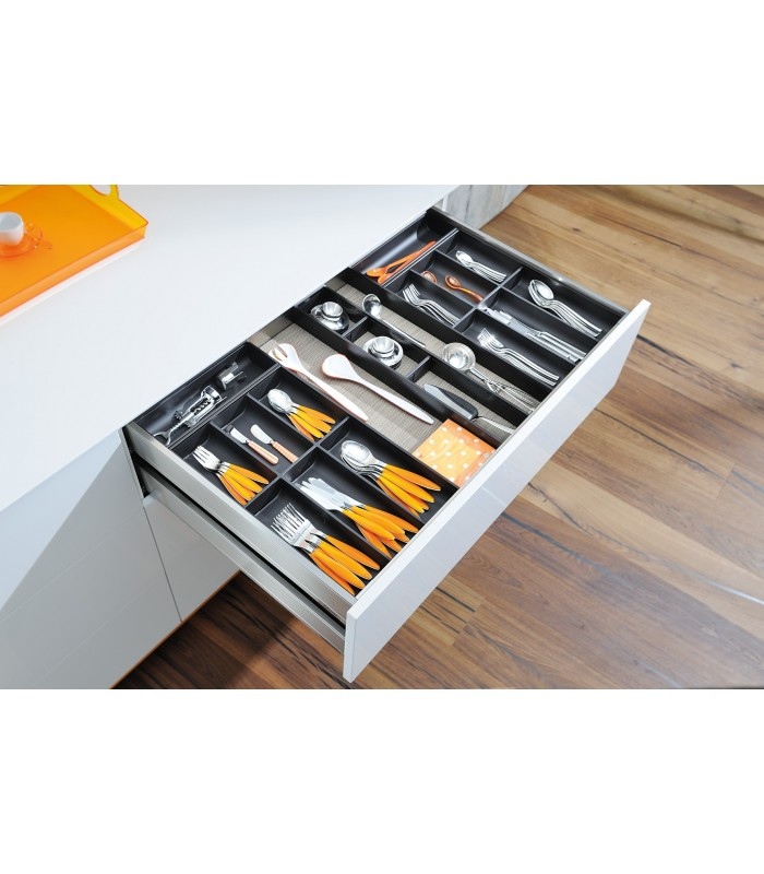Portaposate per cassetti LEGRABOX Blum AMBIALINE Design