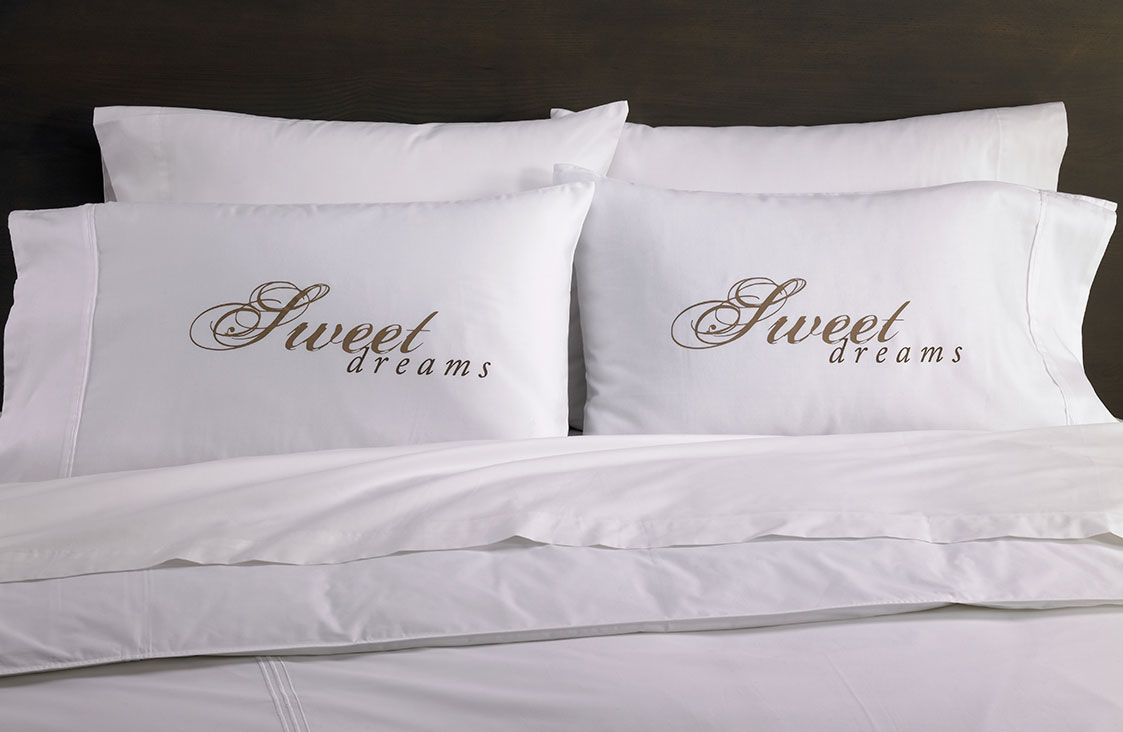 Buy Luxury Hotel Bedding from Marriott Hotels  Sweet Dreams Pillowcases