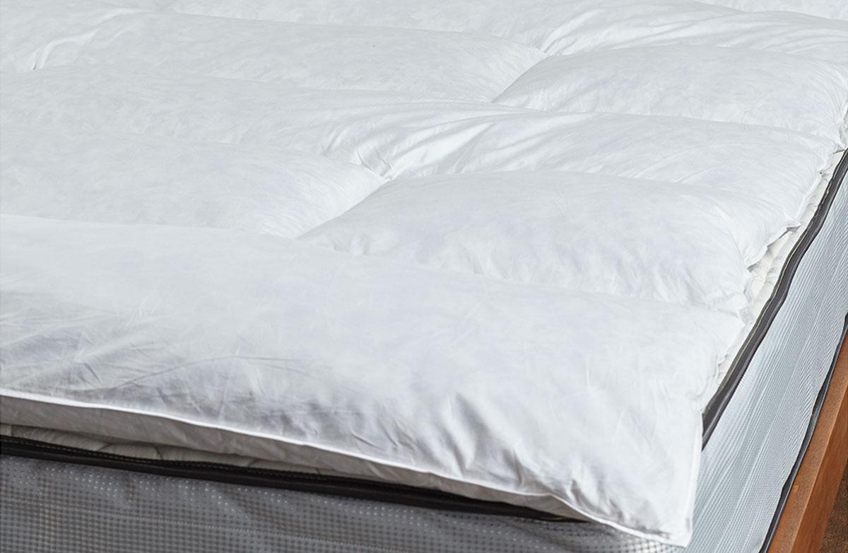 Full Size Mattress Pillow Top