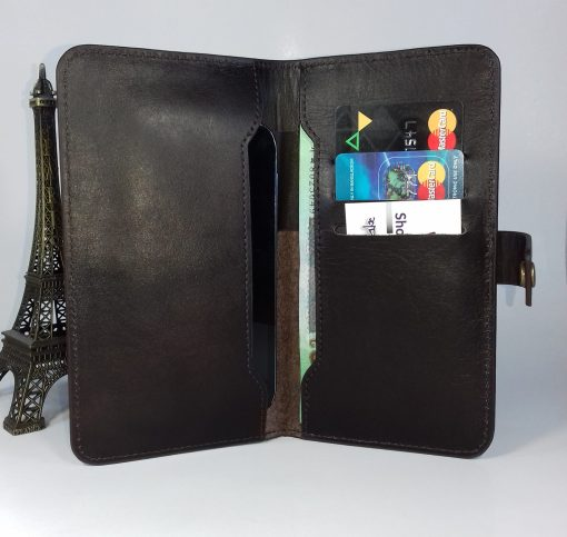 I phone Leather Wallet