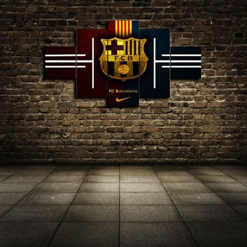 FCB wall canvas