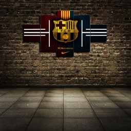 FCB wall canvas