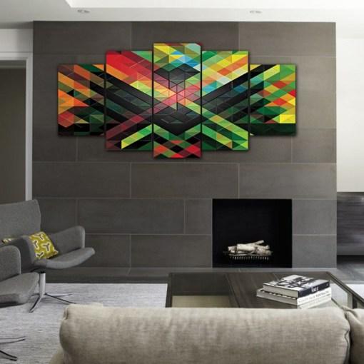 Colorful Stylish Wall Canvas