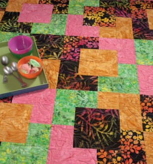 Martingale - More Take 5 Quilts (Print version + eBook bundle)