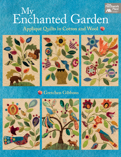Martingale - My Enchanted Garden (Print version + eBook bundle)