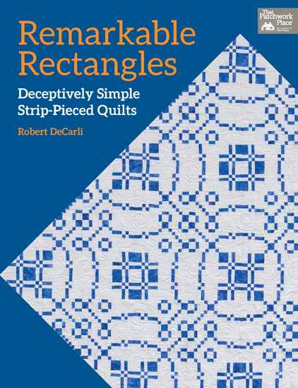 Martingale - Remarkable Rectangles (Print version + eBook bundle)