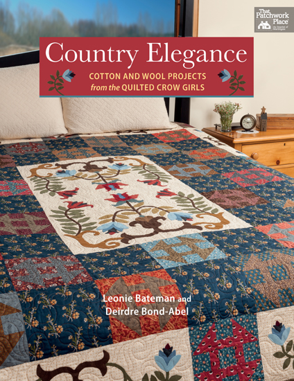 Martingale - Country Elegance (Print version + eBook bundle)