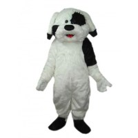 Cute Dog Adult Mascot Costume