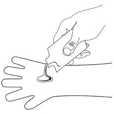 Surgical & Exam Room Supplies : Sterile OB Lube-Vet Label