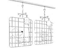 I.V. Administration : Jorvet Complete IV Holder Track System