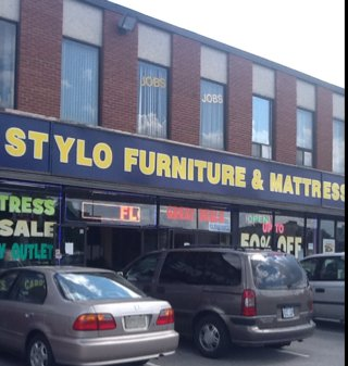 Stylo Furniture Mattress