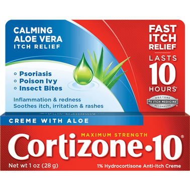 Cortizone 10 Cream   Pain Relievers   Beauty & Health ...