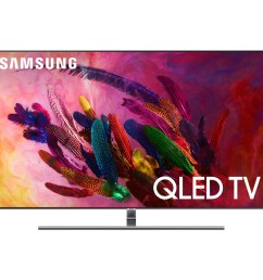 samsung 65 in qled hdr 4k 120hz smart tv qn65q7fnafxza [ 1134 x 1134 Pixel ]