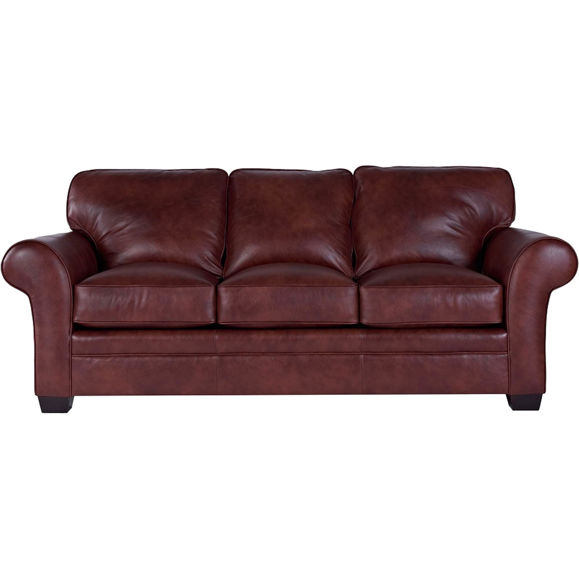 broyhill sleeper sofa dollhouse and chair zachary leather queen sofas couches home