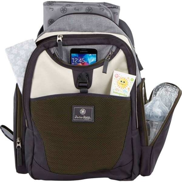 Jeep Adventurer' Backpack Diaper Bag Bags & Accessories Baby Toys Exchange