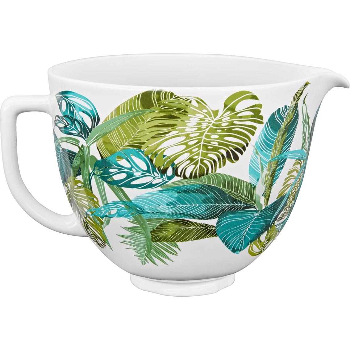 Kitchenaid 5 Quart Tropical Floral Ceramic Bowl Wow Gifts Shop The Exchange