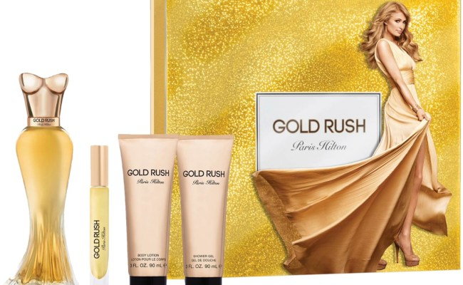 Paris Hilton Gold Rush Gift Set Gifts Sets For Her