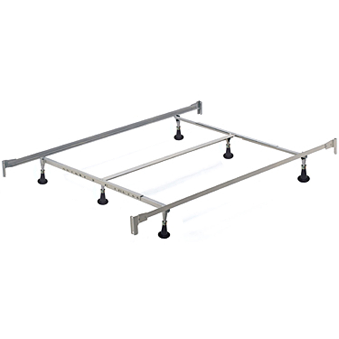 Hillsdale Queen/king Bed Frame With 6 Leg Support