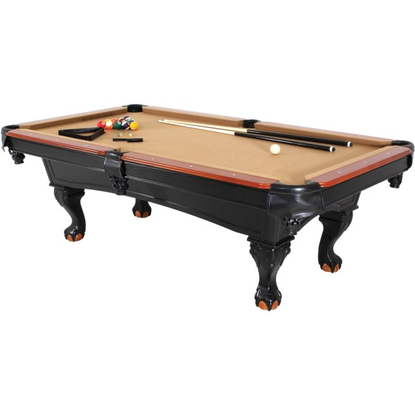 Minnesota Fats 7.5 Ft. Covington Pool Table Billiards Father' Day Exchange