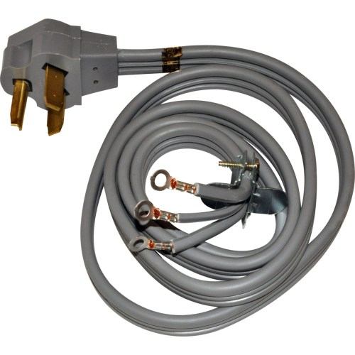 small resolution of whirlpool 3 prong 4 ft 220v dryer power cord