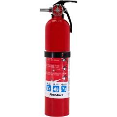 Kidde Kitchen Fire Extinguisher Storage Canisters Brk Brands All Home Extinguishers