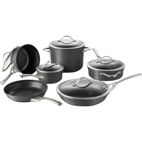 Calphalon Contemporary Nonstick 11 Pc. Cookware Set -stick Home & Appliances